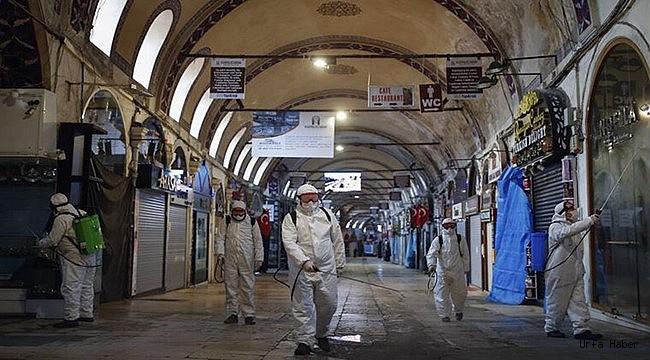 Türkiye salgın verilerinde ilk üçe yükseldi