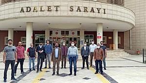 Urfa Tabip Odası Başkanı Serbest Bırakıldı