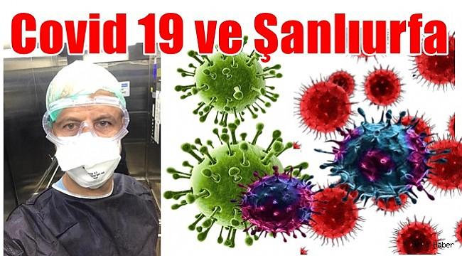 Dr.Kurtuluş'tan Urfa'lılara Corona Virüs Uyarısı