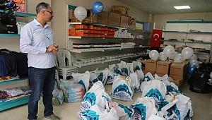 Eyyübiye Belediyesi 500 Yetimi Sevindirdi