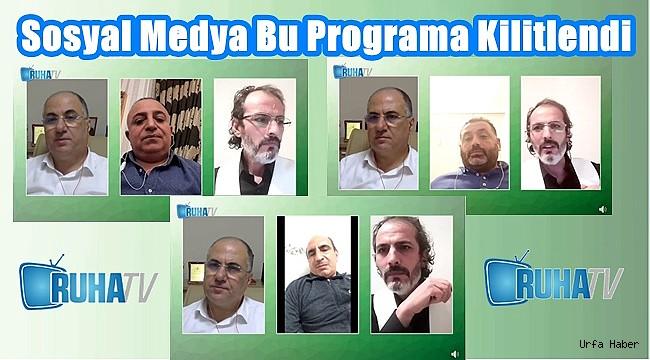 Sosyal Medya Bu Programa Kilitlendi