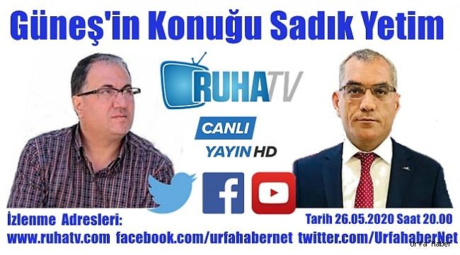 TKDK'ın Hibe Destekleri Ruha TV'de Ele Alınıyor