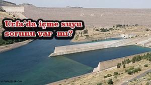 Atatürk Barajı doluluk oranı açıklandı