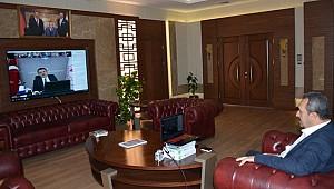 Başkan Kaya, Bakan Pakdemirli'den Urfa Çiftçisine Destek İstedi