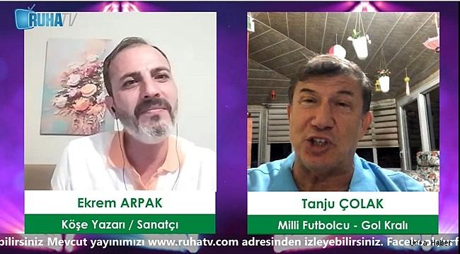 Futbol Dünyası ve Urfa Ruha TV'ye kilitlendi