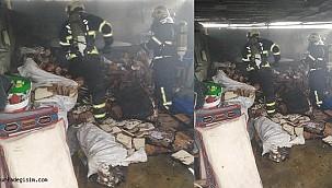 Ev ve iş yerinde yangın
