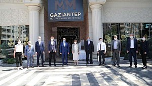 Gaziantep'te Yalın Belediyecilik için düğmeye basıldı