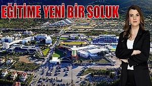 Girne Koleji artık Şanlıurfa'da