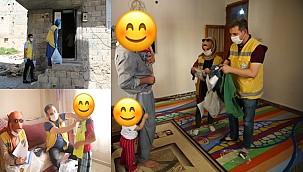 Haliliye'den Çocuklara Bayram Hediyesi