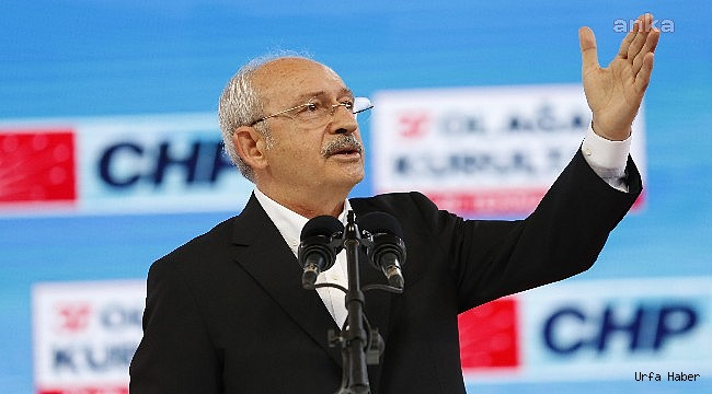 Kılıçdaroğlu 1251 oy ile yeniden genel başkan seçildi