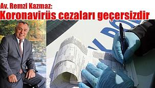Koronavirüs cezalarının geçersiz olduğu iddia edildi