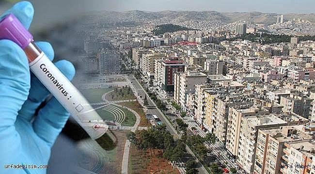 Şanlıurfa'da 156 ev karantinaya alındı