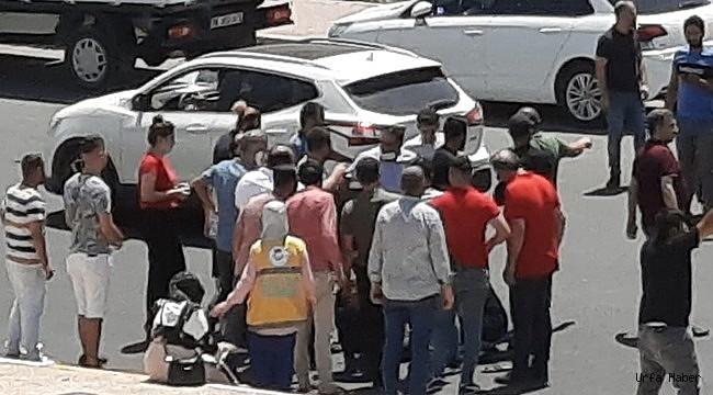Şanlıurfa'da Araç Yaya Çarptı: 1 Yaralı