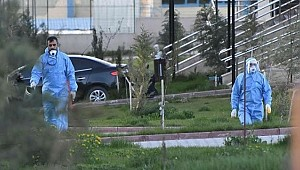 Urfa'da 56 bina daha karantinaya alındı