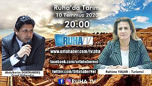 Yaşar Ruha TV'nin konuğu oluyor