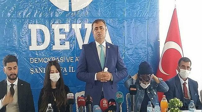 Başkan Tüysüz ilçe teşkilatlarını açıkladı