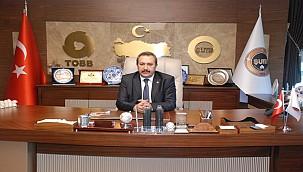 ŞUTB Başkanı '' Yurtta Sulh Cihanda Sulh''