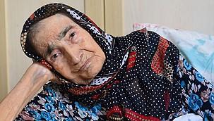 100 yaşındaki nine virüsü atlattı