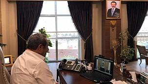 Başkan Kaya: Urfalı üretici, esnaf, tüccar desteklenmeli