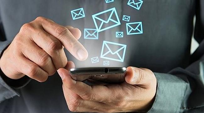 Cep telefonuna gelen istenmeyen mesajlarla ilgili flaş gelişme