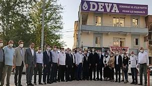 DEVA Partisi Hilvan İlçe Başkanı belli oldu