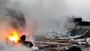 Resulayn'da bomba yüklü araçla saldırı: Çok sayıda ölü ve yaralı var