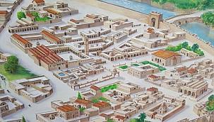 Tarihi Kent, Şanlıurfalı Ressamın Fırçasıyla Yeniden Canlandı