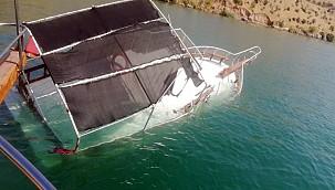 Teknenin neden battığı ortaya çıktı