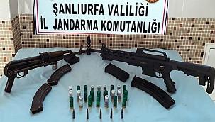 Urfa'da kaçakçılık operasyonu