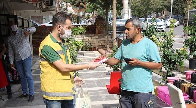 Haliliye'den Vatandaşlara Cumhuriyet Bayramı Hediyesi