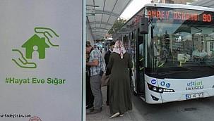HES kodu olmayana otobüsler yasak !
