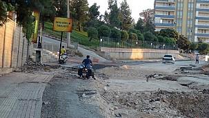 Karaköprü'de 4 Yılda Bitmeyen Yol, Çileye Dönüştü