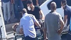 Şanlıurfa'da trafik ışıklarında silahla vuruldu