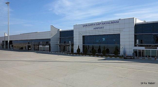 Urfa'ya yabancı uçaklar inebilecek