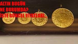 26 Kasım güncel altın fiyatları...