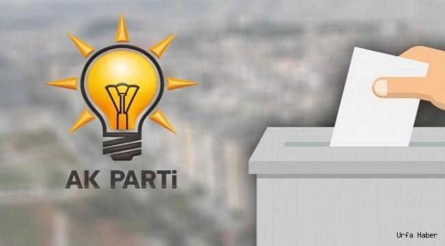 AK Parti Şanlıurfa Kongreleri Ertelendi