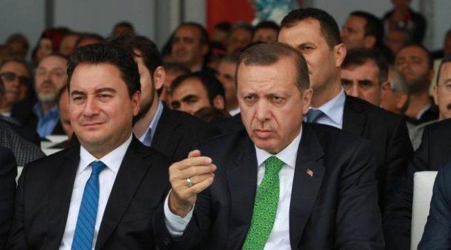 Ali Babacan: Erdoğan konuşmalarımı kopyalıyor