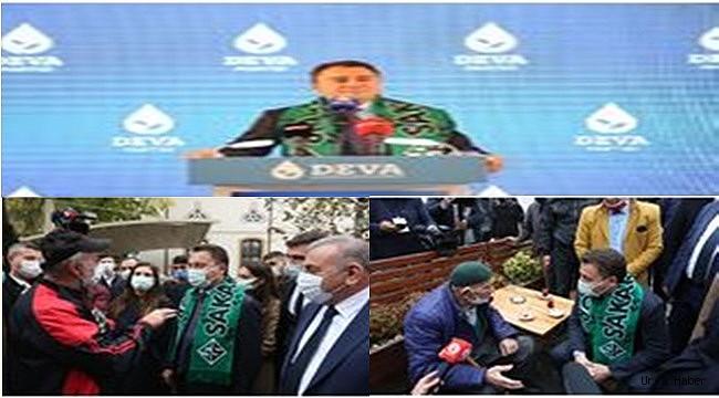 Ali Babacan: 'Gözünüz arkada kalmasın, biz daha iyi yönetiriz'