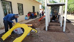 Başkan Canpolat Kırsaldaki Çocukları da Unutmadı! Oyun Grupları Kuruluyor