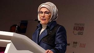 Emine Erdoğan'dan mafya çıkışı