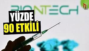 Kovid aşısında umut verici gelişme