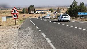 Şanlıurfa- Birecik D400 karayolu ölüm saçıyor