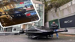 Çılgın Urfalının 'uçan arabası' Dubai 'de görücüye çıktı!