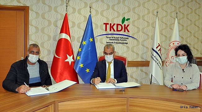 TKDK'dan Siverek'e İki Milyonluk Yatırım
