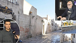 Urfa'da Sanat Sokağı adını yansıtabiliyor mu?
