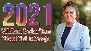 Vildan Polat'tan Yeni Yıl Mesajı