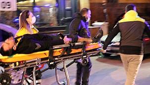 Ankara'da restoranda silah ve palalı saldırı: 3 yaralı