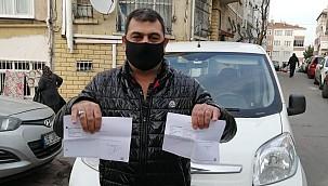 Aracı olmayan şahıs, hiç gitmediği şehirlerden trafik cezası yedi
