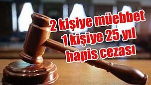 Arazi kavgasında cezalar açıklandı