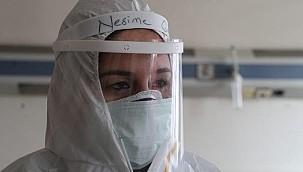 Astım hastası hemşire, iki kez koronavirüsü yendi